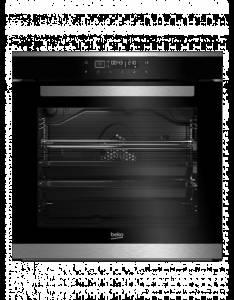 Beko BIR 35401 XMSEEK: A Excellent Clean Glass 2-fach Teleskopauszug Edelstahl