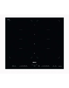 Beko HII 68600 PTX Autark Flex-Induktion 60 cm Indyflex+ Edelstahlrahmen