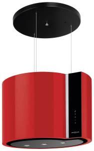 Oranier Lindia Isola 60 R8789 21 Inselhaube rot LED