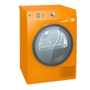 Gorenje D 85 F 66 NO A+++ 8 kg LED-Display orange