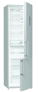 Gorenje RK 6202 LX A++, B 60 cm, DynamicCooling, Elektr. i.d.Tür, Edelstahl-Türen mit AFP-Beschichtung