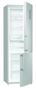 Gorenje NRK 6192 MX A++, B 60 cm, NoFrost, FreshZone, Edelstahl-Tür
