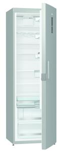 Gorenje R 6193 LX A+++, B 60 cm, IonAir Dynamic Cooling, FreshZone, Elektr. i.d.Tür, Edelstahl-Türen mit