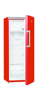 Gorenje RB 6153 BRD A+++B 60 cm, IonAir Dynamic Cooling, CrispZone, fire red