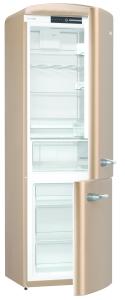 Gorenje ORK 193 CO A+++, B 60 cm, IonAir Dynamic Cooling, FreshZone, TA rechts, royal coffee