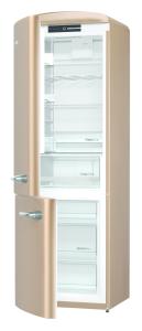 Gorenje ORK 193 CO-L A+++, B 60 cm, IonAir Dynamic Cooling, FreshZone, TA links, royal coffee