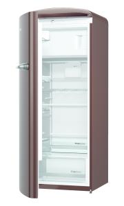 Gorenje ORB 153 CH-L A+++ B 60 cm IonAir Dynamic Cooling, FreshZone TA links, dark choco