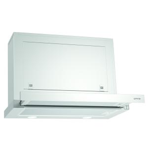 Gorenje BHP 623 E8X C, 546 mü/h, Drucktasten, 3 LS, 2x3 W LED, Edelstahl mit AFP 60 cm