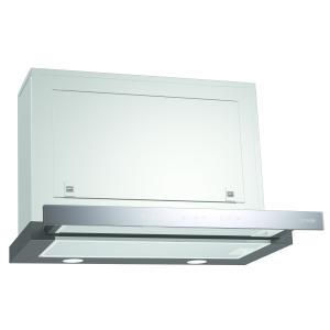 Gorenje BHP 643 A5BG A, 455 mü/h, Touch Control, AdaptTech,4 LS - 1xPowerBoost, Timer, Glas schwarz, 2x3 W LED 60 cm