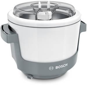 Bosch MUZXEB 1 Eisbereiter weiß-grau / tranparenter Decke