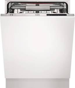 AEG Favorit F 88700 VI1P A++ vollintegrierbar 60 cm XXL LED-Innenbeleuchtung Besteckschublade