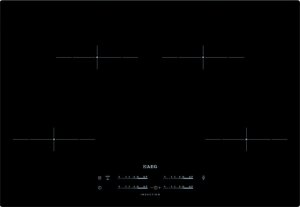 AEG HK 854401 I-B 80 cm Autark Induktion rahmenlos
