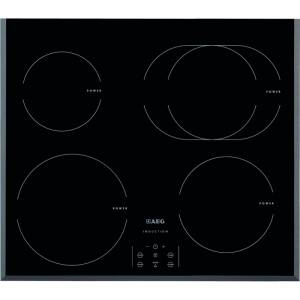 AEG HE 634250 F-B Induktion 60 cm Facetten-Design