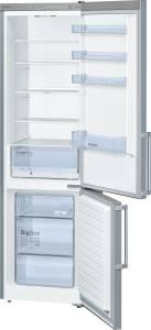 Bosch KGV 39 UL 30 A++ Türen Edelstahl Optik CrisperBox