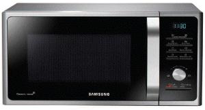Samsung MS 28 F 303 TAS1000 W 28 Liter silber/schwarz