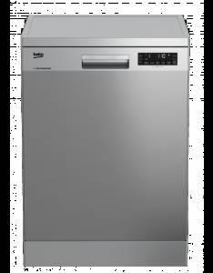 Beko DFN 28320 X A++ 60 cm Inverter Motor Edelstahl