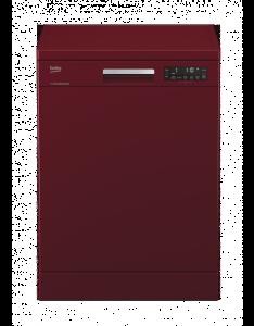 Beko DFN 28320 R A++ rot 60 cm Inverter Motor