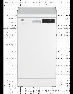 Beko DFS 28020 W A++ 45 cm Inverter Motor weißDisplay