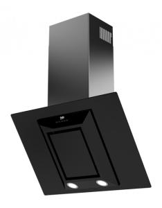 Beko HCA 91531 B Kaminhaube 90 cm Edelstahl-schwarz