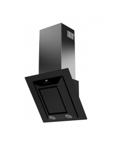 Beko HCA 61531 B Kaminhaube 60 cm Edelstahl-schwarz