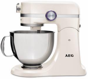 AEG KM 4100 Küchenmaschine 1000 Watt 1,4 PS