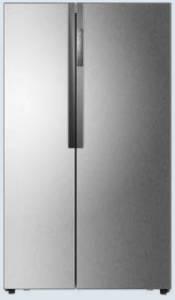 Haier HRF-521 DM 6A+ No Frost Edelstahllook