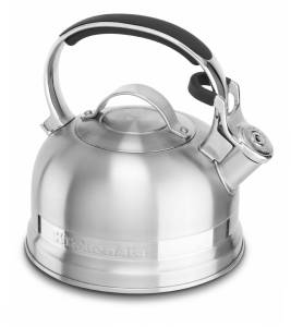 KitchenAid KTST 20 SBST Wasserkocher Edelstahl