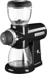 KitchenAid Artisan 5 KCG 0702 EOB Kaffeemühle onyx schwarz