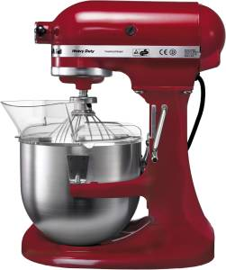 KitchenAid Heavy Duty 5 KPM 5 EER 4,8 L 315 W empire rot