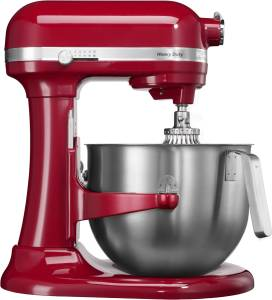 KitchenAid Heavy Duty 5 KSM 7591 XEER 6,9 L 500 W empire rot