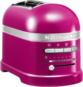 KitchenAid Artisan 5 KMT 2204 ERI Toaster himbeereis