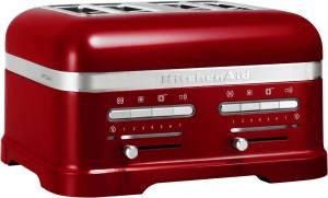 KitchenAid Artisan 5 KMT 4205 ECA Toaster liebesapfelrot 4-Scheiben