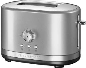 KitchenAid 5 KMT 2116 ECU silber Toaster