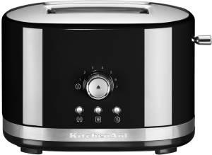 KitchenAid 5 KMT 2116 EOB Toaster onyx schwarz