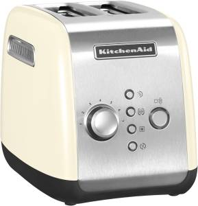 KitchenAid 5 KMT 221 EAC Toaster creme
