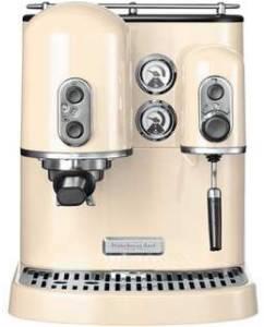 KitchenAid Artisan 5 KES 2102 EAC Espressomaschine creme