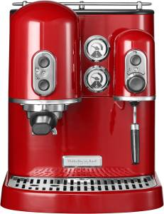 KitchenAid Artisan 5 KES 2102 EER Espressomaschine empire rot
