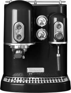 KitchenAid Artisan 5 KES 2102 EOB Espressomaschine onyx schwarz