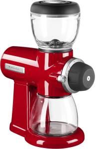 KitchenAid Artisan 5 KCG 0702 EER Kaffeemühle empire rot