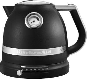 KitchenAid Artisan 5 KEK 1522 EBK gusseisen schwarz Wasserkocher 1,5 L