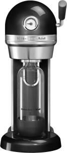 KitchenAid Artisan 5 KSS 1121 OB /2 Sodastream onyx schwarz