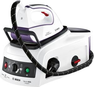 Bosch TDS 222510 H Dampfstation Sensixx DS22 ProHygienic weiß / magic violet