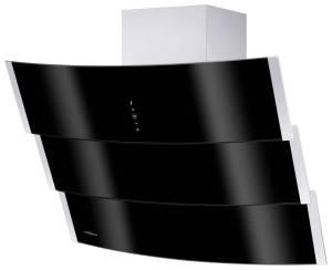 Oranier Livario 60 S Kopffrei - Wandhaube schwarz 60 cm