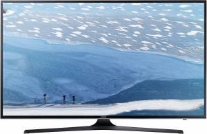 Samsung UE 50 KU 6079UHD Triple Tuner EEK: A schwarz