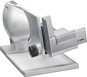 Bosch MAS 9555 M silber-metallic Metall-Allesschneider