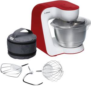 Bosch MUM 54 R 00 Küchenmaschine rot-weiß