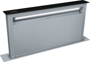 Bosch DDA 097 G 50 90 cm Edelstahl Absenkbare Tischlüftung