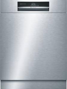 Bosch SMU 88 TS 07 EA+++ 60 cm Unterbaugerät - Edelstahl Zeolith Besteckschublade