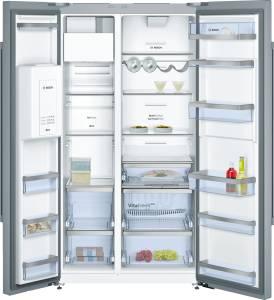 Bosch KAD 92 AI 30 A++ NoFrost Türen Edelstahl Eiswürfelmaker Wasserspender Home Connect