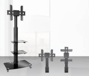 myWall HP 100L Standfuß für TV 37-70 Zoll 40kg